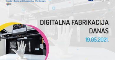 Digitalna fabrikacija danas: 3D tehnologije u fokusu inovacijskog laboratorija INTERA Tehnološkog Parka
