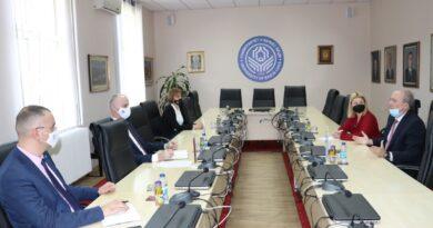 Sastanak sa ambasadorom Grčke: razgovarano o otvaranju Grčkog kutka