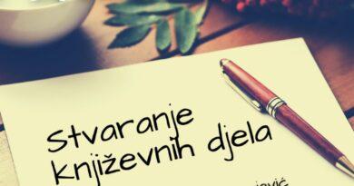 Dragočajanka: Stvaranje književnog djela – Berislav Blagojević