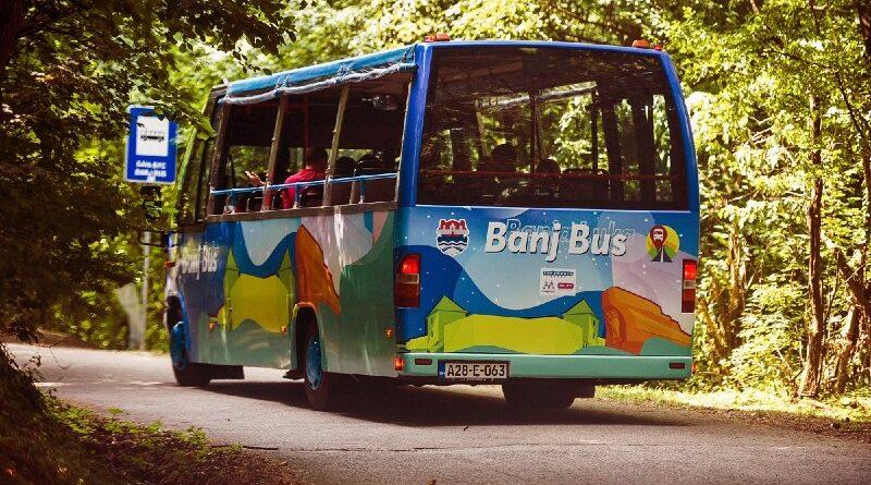 Panoramski bus vozi i radnim danima na Banj brdo