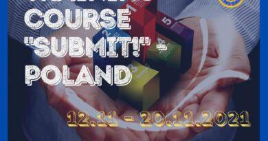Open call for 5 participants for Training Course in Zboiska, Subcarpathian Voivodeship, Poland