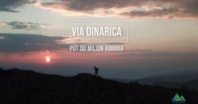 Pogledajte kratki film o jednom od najljepših predjela BiH, ali i Balkana: Put od milion koraka