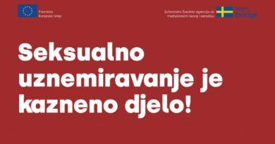 Online kampanja protiv seksualnog uznemiravanja na radnom mjestu