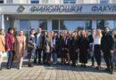 Profesori i studenti iz Nižnjeg Novgoroda u posjeti Univerzitetu u Banjoj Luci